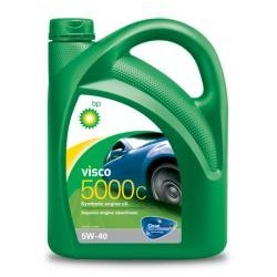 BP VISCO 5000 C 5W40 4L