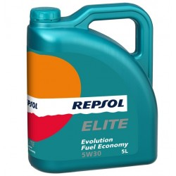 REPSOL ELITE EVOLUTION FUEL ECONOMY 5W30 5L