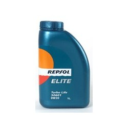 REPSOL ELITE TURBO LIFE 0W30 1L