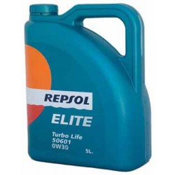 REPSOL ELITE TURBO LIFE 0W30 5x5L