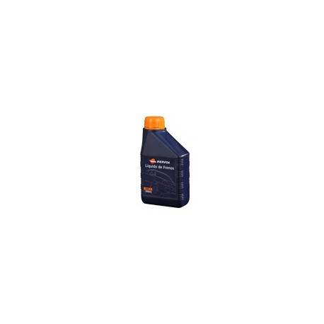 REPSOL LIQUIDO FRENOS DOT-4 500ML