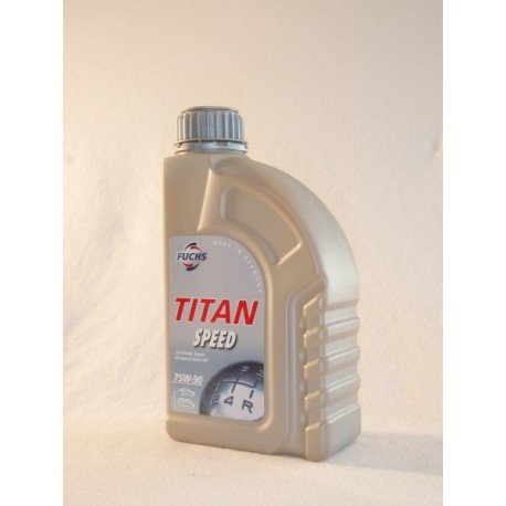 TITAN SPEED 75W90 1L