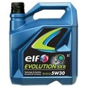 ELF EVOLUTION SXR 5W30 5L