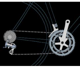 Averias en la transmisión de tu bicicleta