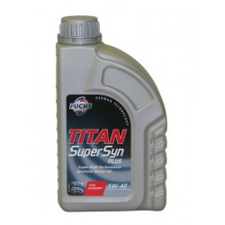 TITAN SUPERSYN PLUS 5W40 1L
