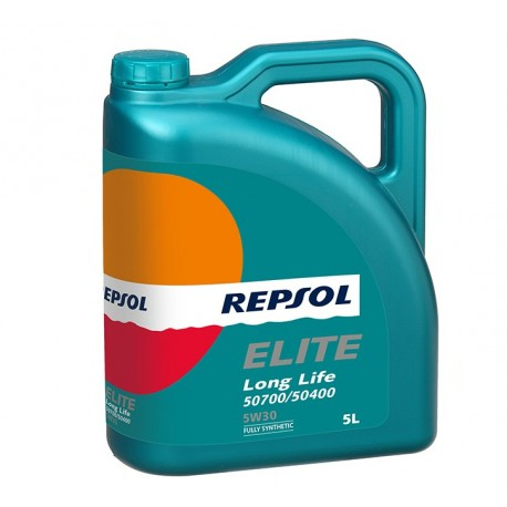REPSOL ELITE LONG LIFE 5W30 5L